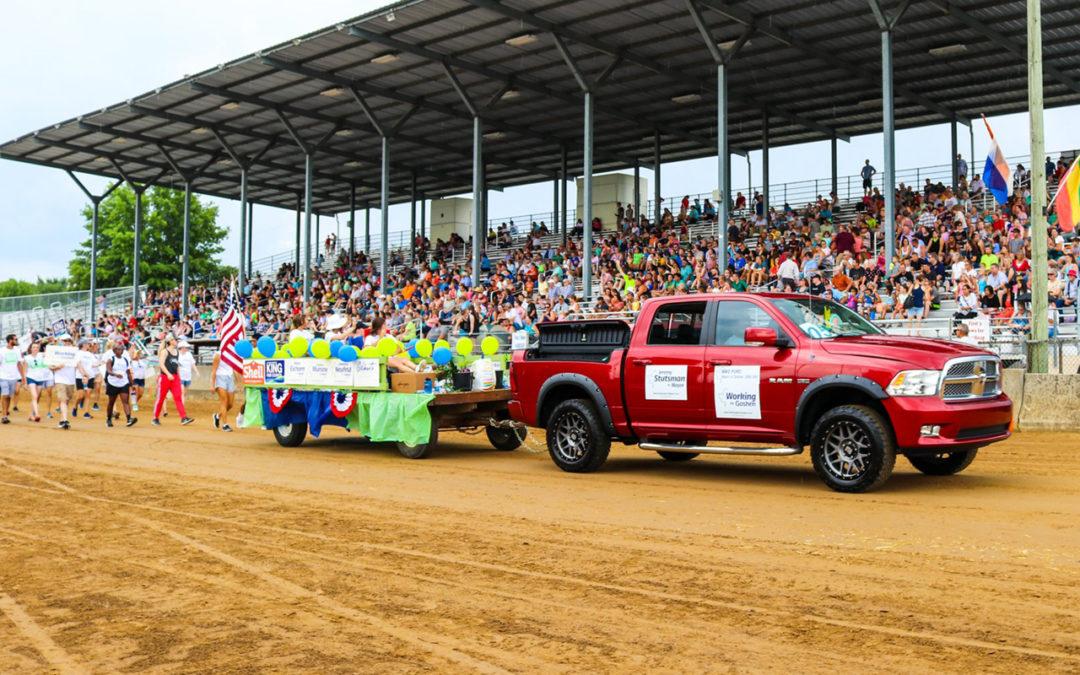 2019 Elkhart County 4h Fair Parade Highlights Community