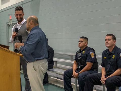 Latino Advisory Committee Sponsors a Latino Community Meeting